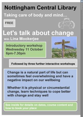 MHAW 2017 talk about change programme(1)